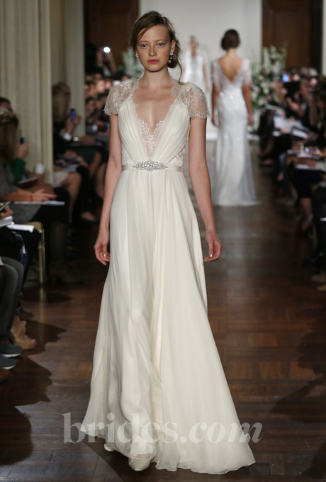 The look downton abbey lady mary 39 s wedding dress aisle for Jenny packham wedding dresses 2013