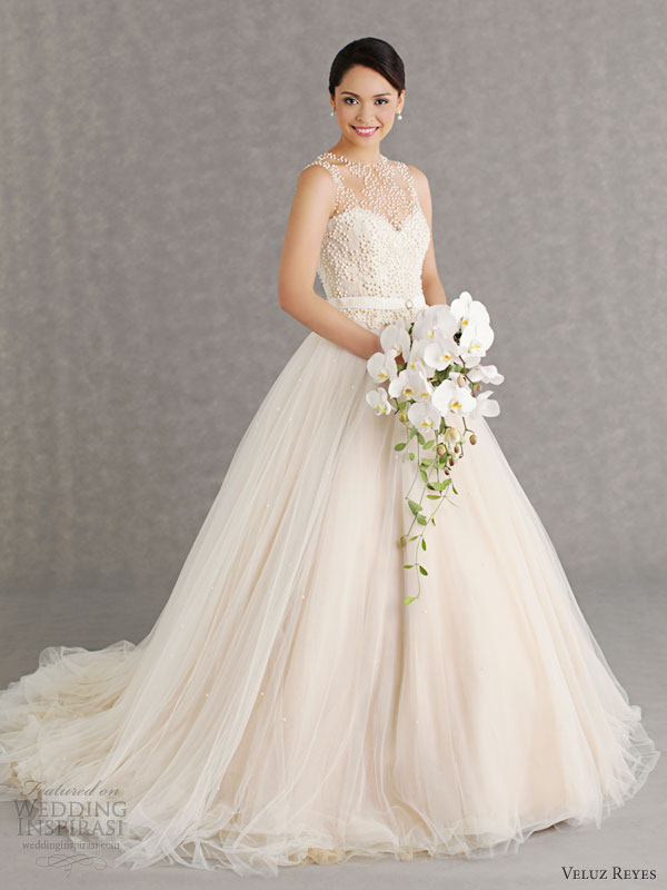 Modern Filipino Wedding Dresses : Introducing veluz reyes rtw aisle perfect
