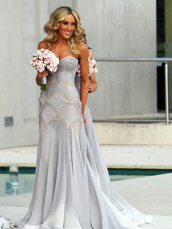 Wedding dresses j 39 aton couture aisle perfect for Light blue wedding dress meaning