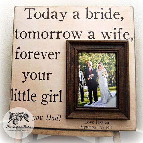 Wedding Day Gift For Parents : ... You Gift Ideas for your Parents on your wedding dayAisle Perfect