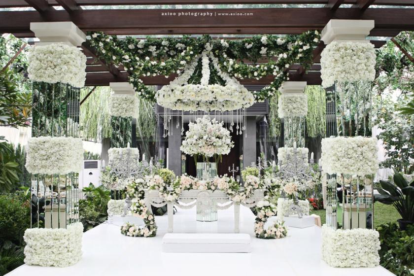17 Pretty Perfect Ceremony Decor Ideas Perfete