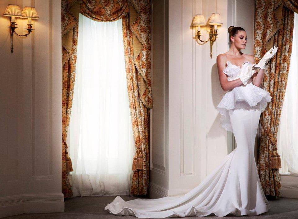 Wedding Dresses Australian Designer Steven Khalil Aisle Perfect