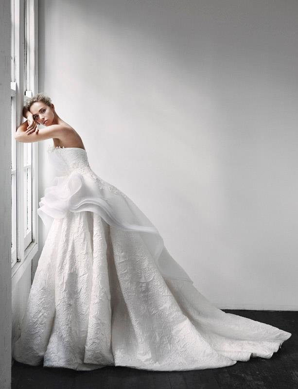 Wedding Dresses Australian Designer Steven Khalil Perfete