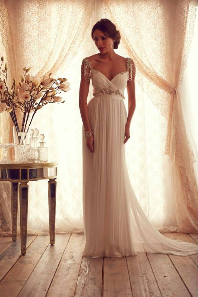 Wedding Dresses Anna Campbell Gossamer Collection Aisle