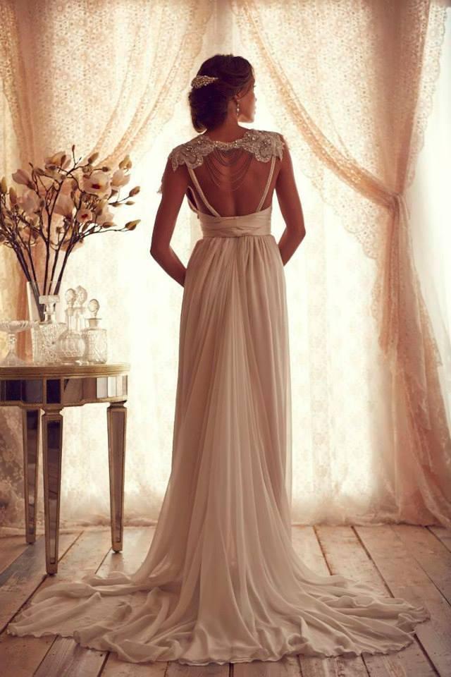 Wedding Dresses Anna Campbell Gossamer Collection Perfete