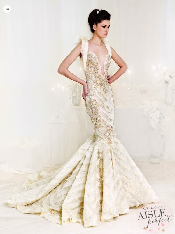 Ziad Nakad Wedding Dresses 99