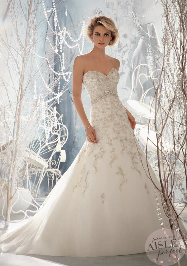 Wedding Dresses Mori Lee Fall 2013 Collection Perfete