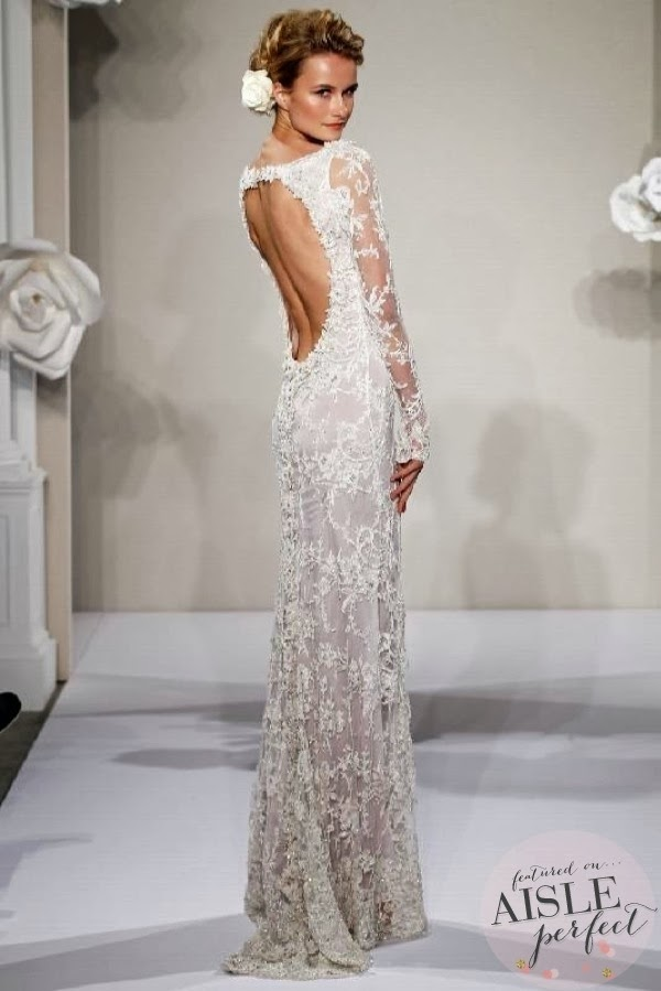 Wedding dresses pnina tornai 2013 collection aisle perfect junglespirit Choice Image