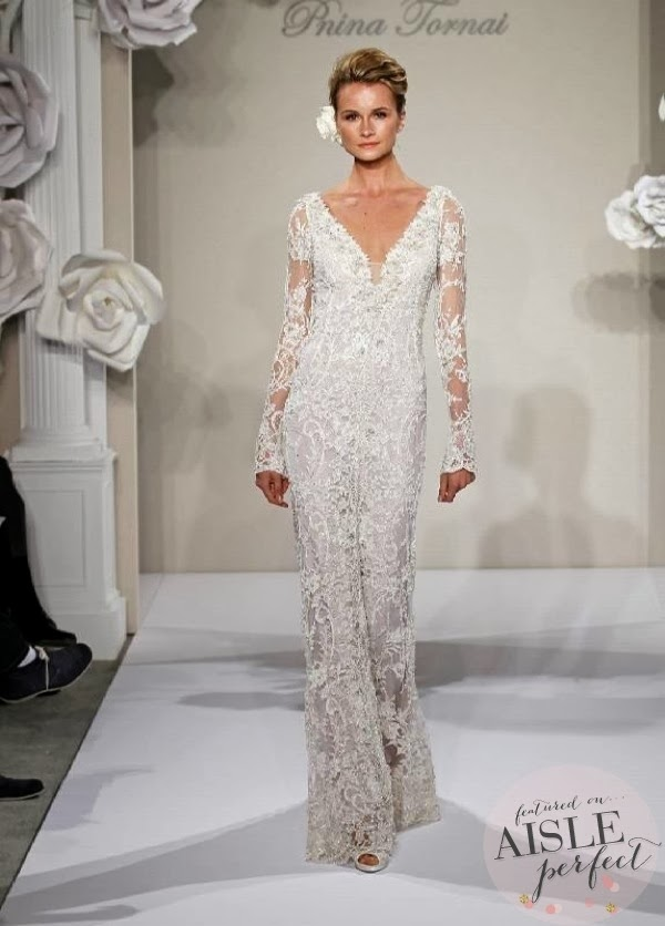 Wedding Dresses: Pnina Tornai 2013 Collection - Aisle Perfect