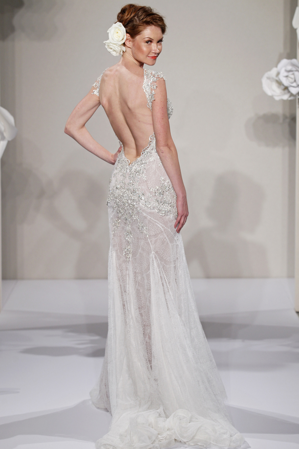 Wedding Dresses Backless Wonders Part Deux