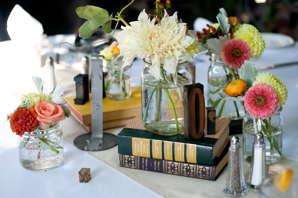Book Themed Bridal Shower Inspiration Perfete