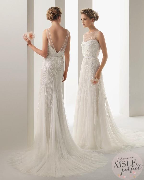 Wedding Dresses Soft By Rosa Clara Perfete