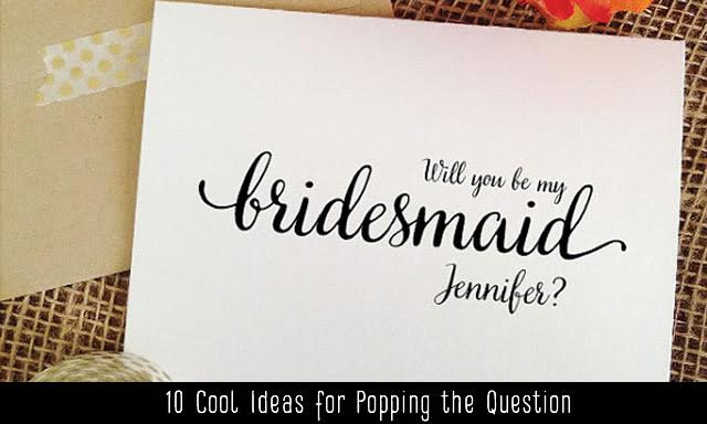 will you be my bridesmaid cards- aisle perfect