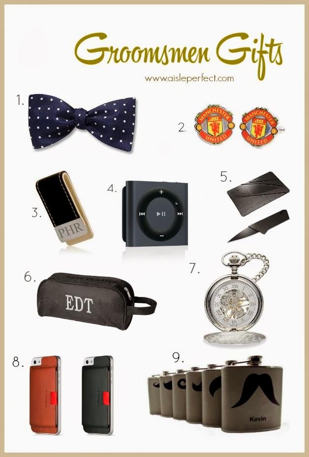 Pretty Perfect Groomsmen Gift Ideas Perfete