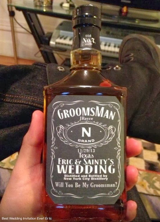 Wedding Gifts For My Groomsmen : Pretty Perfect Will You Be My Groomsman IdeasAisle Perfect