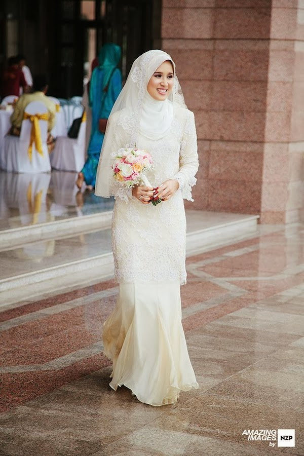 Pretty Perfect Hijab Brides - Aisle Perfect