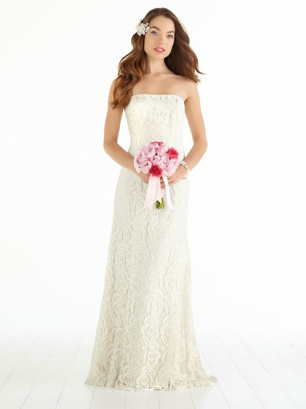 Lace Wedding Dresses Under 500 Dollars : Friday five wedding dresses under vol aisle perfect