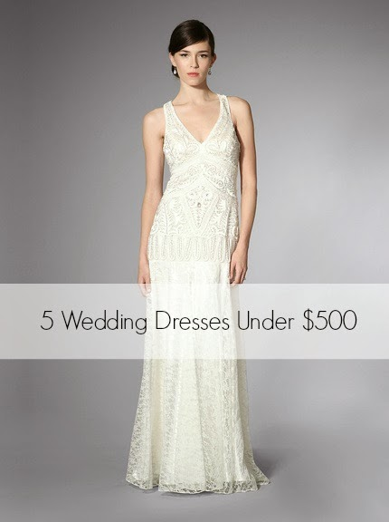 Happy New Year 5 Wedding Dresses Under 500 From The Myhabit Sale