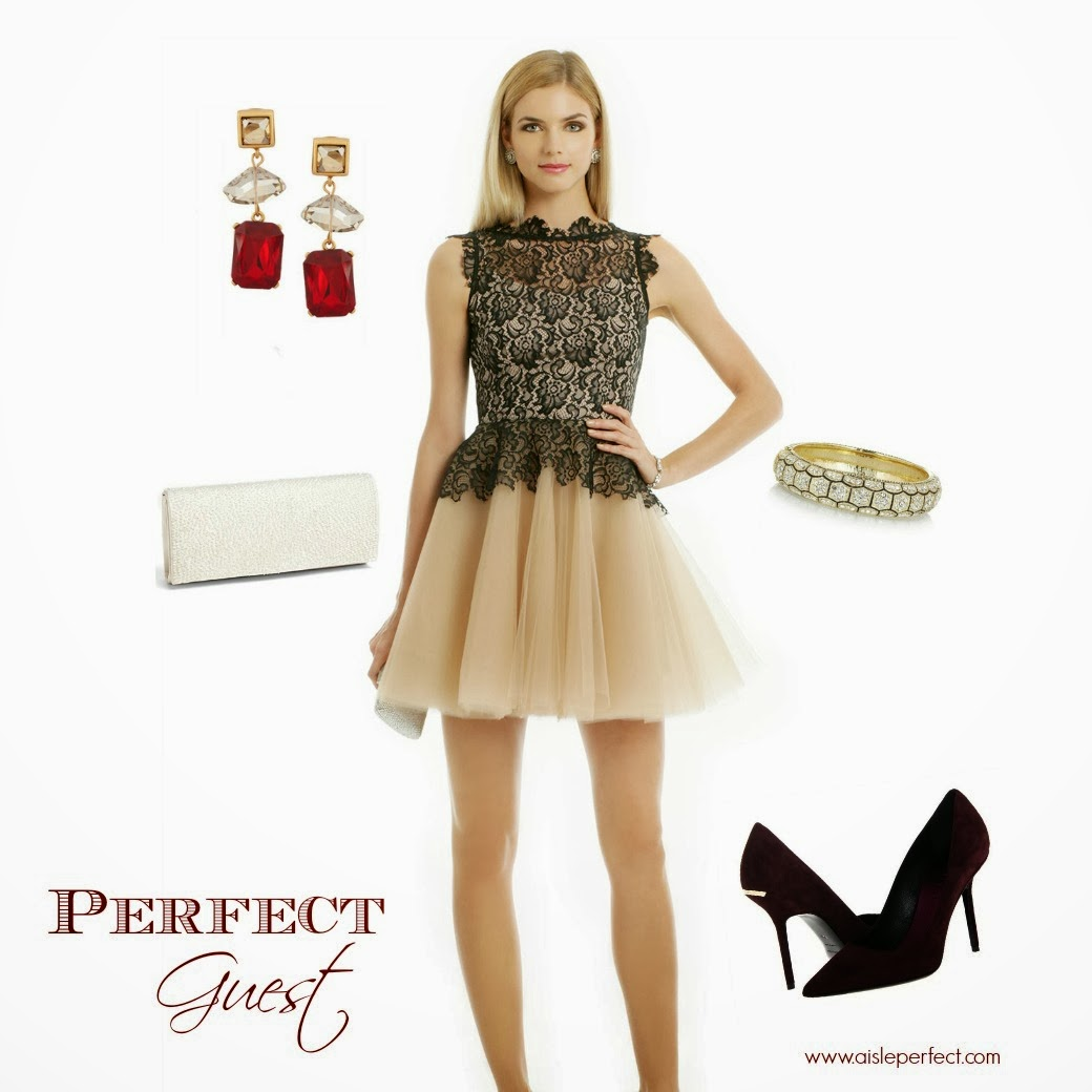 Wedding Guest Dresses Lace : Perfect guest style wedding
