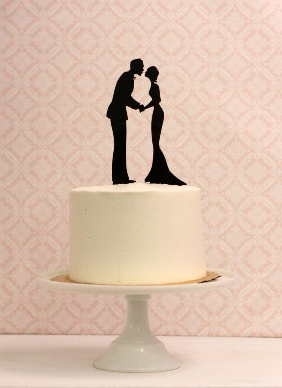 15 Pretty Perfect Wedding Cake Toppers Aisle Perfect