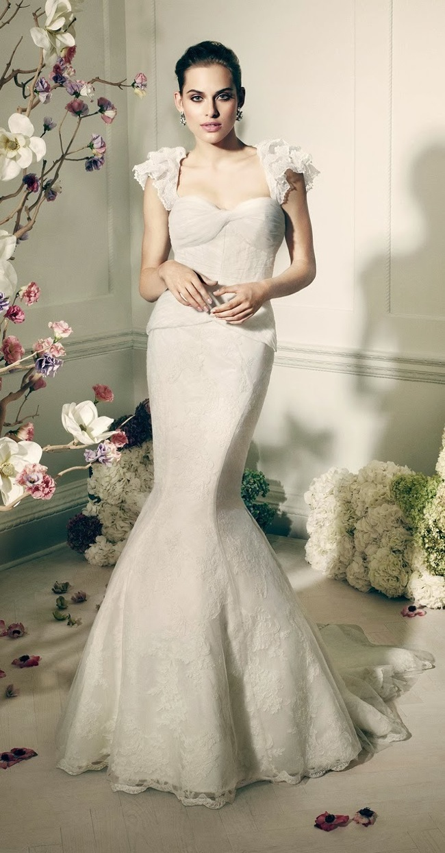 wedding dresses truly zac posen 2014 collection aisle