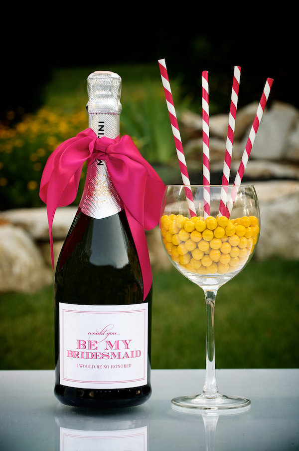 Pretty Perfect Will You Be My Bridesmaid Ideas   Part 2