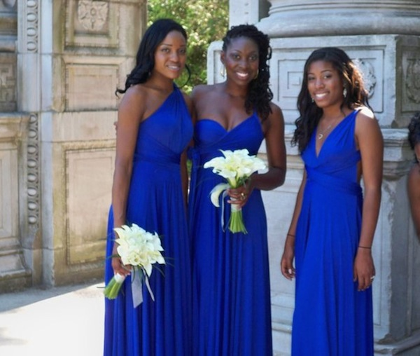 10 Pretty Perfect Convertible Bridesmaid Dresses - Aisle Perfect