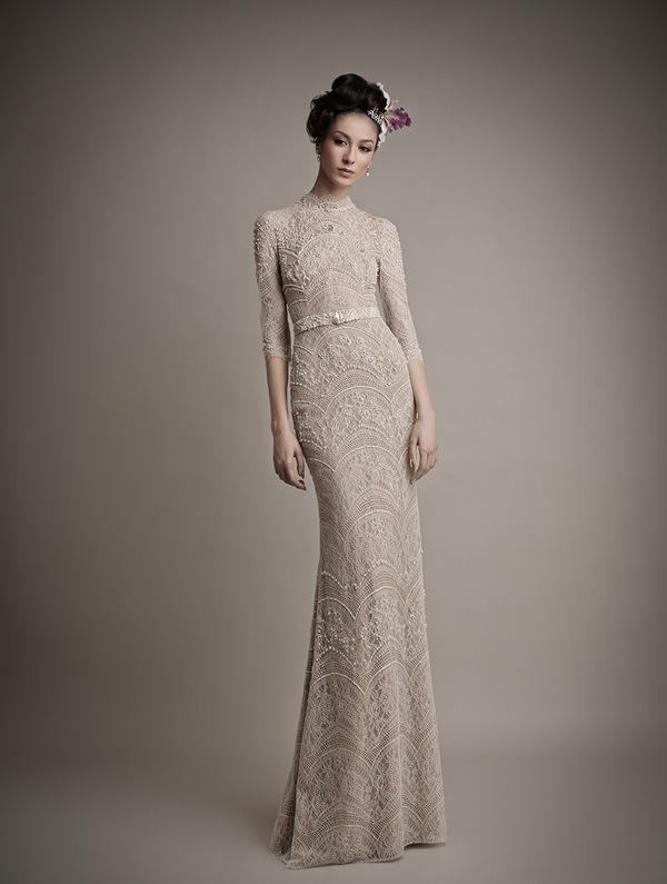 Ersa atelier spring 2015 collection aisle perfect for Ersa atelier wedding dress