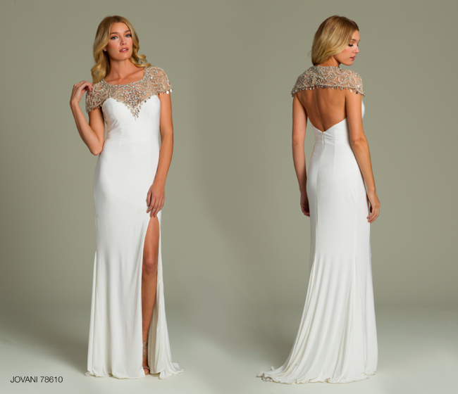 Bridesmaid And Reception Dresses By Jovani 2014 Perfete