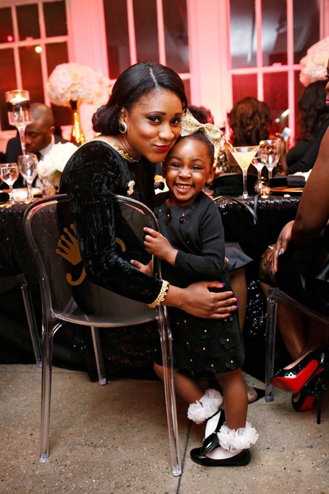 Black and Gold Party Inspiration by Elle's Couture Events 29