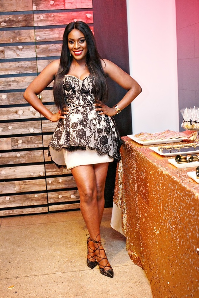 Black and Gold Party Inspiration by Elle's Couture Events 33