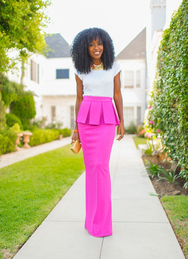 Folake Huntoon Style- Pantry Perfect Wedding Guest