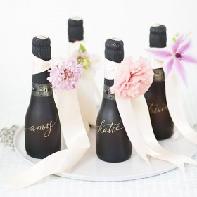 Freixenet Bridal Shower Favors