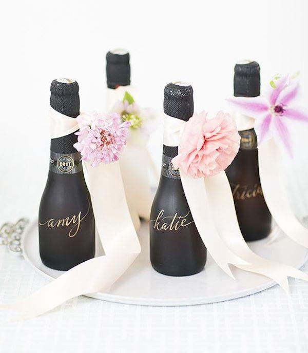 Freixenet Bridal Shower Favors