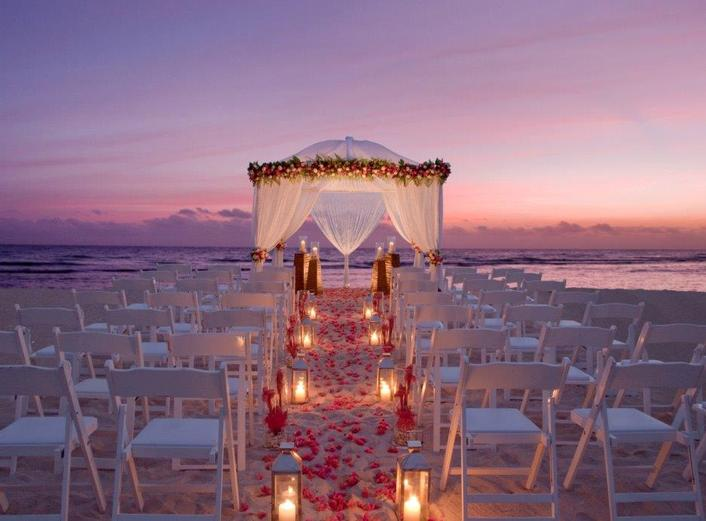 Half Moon Jamaica Wedding