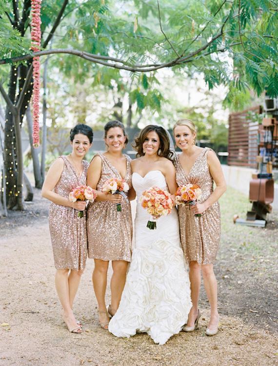 1d4a2ab3668 Pretty Perfect Sequin Bridesmaids Dresses - Part II - Perfete