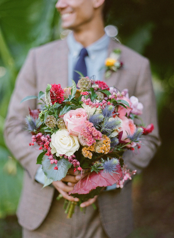 Wedding Bouquet | Gianny Campos Photography