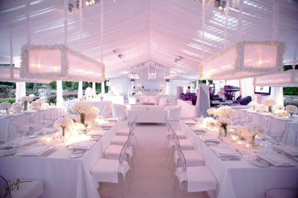 20 pretty perfect all white reception decor aisle perfect for All white wedding decoration ideas