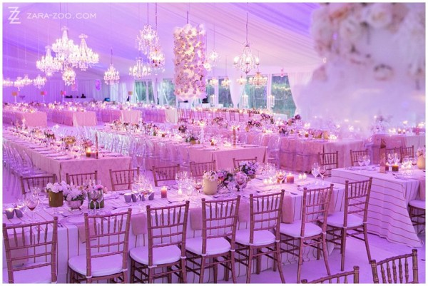 All White Wedding Decor Aisleperfect