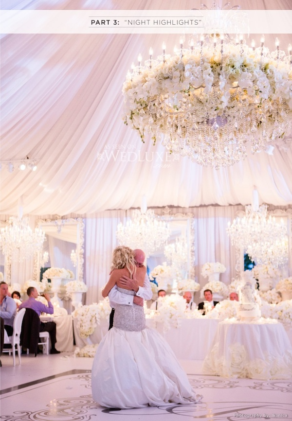 20 Pretty Perfect All White Reception Decor Aisle Perfect