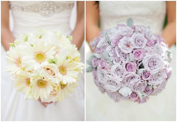 1. Stephanie Brauer Photography via Wedding Star | 2. Hoa 888 Floral