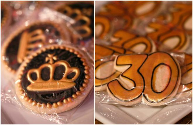 30th Birthday Party Inspiration