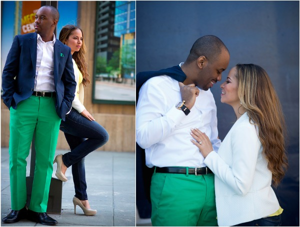 Baltimore Engagement Session by Wale Ariztos