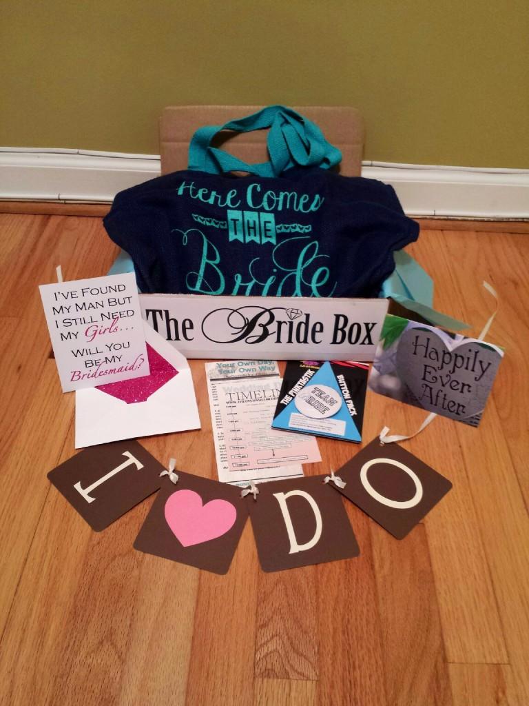 Brideboxitems