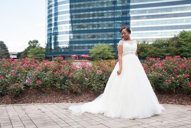 Classic Ballroom Wedding - Inije Photography 7