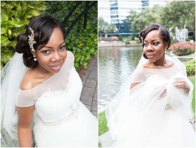 Classic Gold and Glitter Wedding by Inije