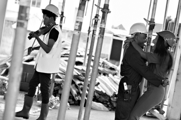 Construction Themed Engagement Shoot (21)