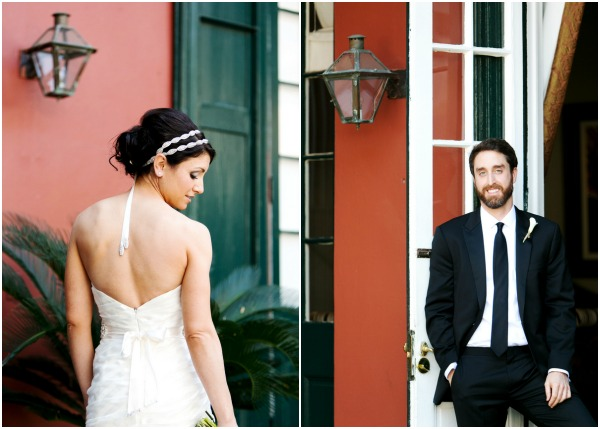 Court of Two Sisters Wedding by Arte de Vie