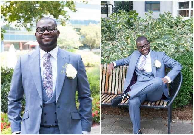 Grey Groom - Inije Photography