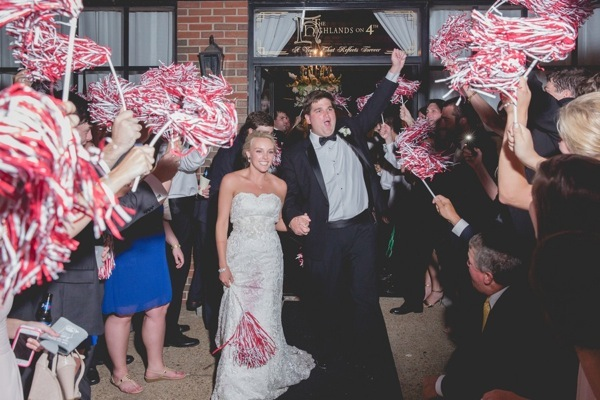 Highlands on 4th Wedding by Evin Photography 35